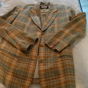 100% linen suit